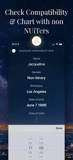 Nuit Astrology Match Dating On The App Store