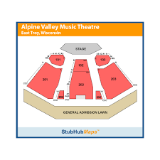 Alpine Valley Music Theatre Events And Concerts In East Troy