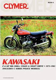 repair manual for kawasaki kz900 kz1000 z1r c series police models clymer repair manual for kawasaki kz900 kz1000 z1r c series police models