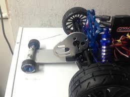 rustler motor mount for hot racing rpm gear box
