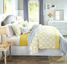 grey and yellow duvet cover nd coordinting pir neutrl nd gry mustrd grey and yellow bedding grey and yellow duvet cover