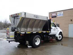 Truck Equipment Sales L.L.C. - Salt Spreaders & Pusher Boxes