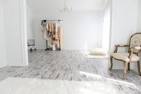 classen premium fresco white washed laminate flooring in karen robert s photo studio