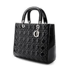 Black Quilted Bag: Women's Handbags | eBay & Black Patent Quilted Bags Adamdwight.com