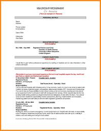 Nurse Objective 12 13 Objective On A Resume For Nursing Lascazuelasphilly Com