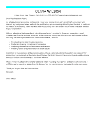 Staff Accountant Cover Letter Professional Visualize Accounting