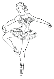 Angelina Ballerina Coloring Pages Printable Lisaallen Me
