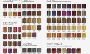 Ion Color Brilliance Semi Permanent Color Chart Ion Color Brilliance Shade Chart Bedowntowndaytona Com