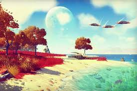 No Mans Sky Video Game Statistics Red Bull