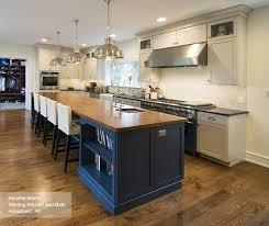 Attractive Inspiring Kitchen Island Cabinets And Off White Cabinets With A Blue Kitchen  Island Omega