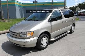 2000 Toyota Sienna Photos, Informations, Articles - BestCarMag.com