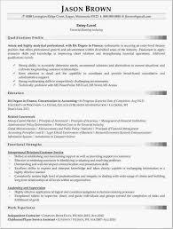Entry Level Data Analyst Resume Awesome Entry Level Business Analyst Resume Tafafrontendunionco