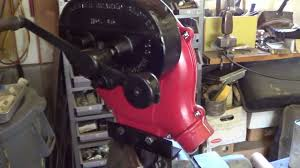 champion forge blower. champion #40 lancaster, pa. forge blower / crank bellows re-assembly #2 - youtube