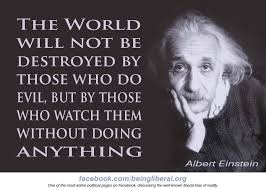 "Apathy Quotes Stunning QUOTATION €�On Apathy"" Albert Einstein Always Question Authority"