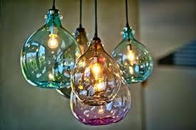 blown glass pendant light pendant lights epic hand blown glass pendant lights throughout blown glass pendant