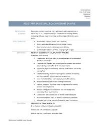Job Coach Job Description Resume Volleyball Coach Job Description Resume Basketball Assistant Sports 1