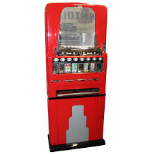 Stoner Vending Machine Impressive 48s Stoner Univendor Theater Candy Eight Pull Dispenser Vending