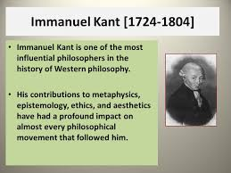kant s deontological ethics ppt video online 2 immanuel