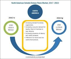 Soluble Dietary Fibers Market Global Industry Analysis And
