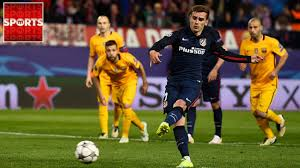 ATLETICO MADRID 2-0 BARCELONA (AGG. 3-2) | Goals: Antoine Griezmann -  YouTube