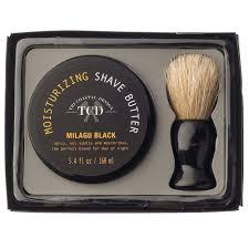 Tri Coastal Design Deluxe Shave Set Amazon Com Tri Coastal Designs Milagu Black Moisturizing