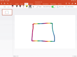 Powerpoint doesn't work this way. How To Draw In Powerpoint