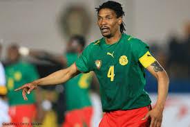 Image result for Rigobert Song brazil football
