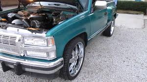 Custom 1994 Chevy C/K1500 FOR SALE - YouTube