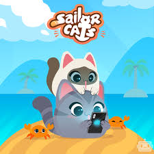 Image result for sailor cats