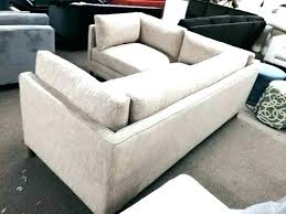 compact leather sofas for small rooms sofa furniture amusing couch spaces interior pottery barn sectional mo