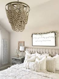 home chandeliers french farmhouse the wood bead chandelier
