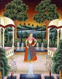jaipur style paintings