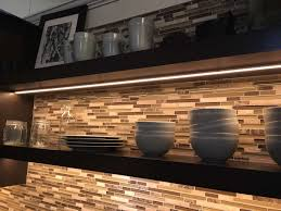 Led under shelf lighting Flush Mount Wired4signs Led Under Cabinet Lighting