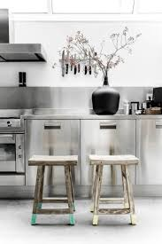Stainless Steel Kitchen Furniture 17 Best Ideas About Steel Kitchen Cabinets On Pinterest