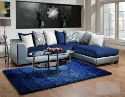 blue grey sofa blue and grey sofa decorating ideas navy blue couch grey rug