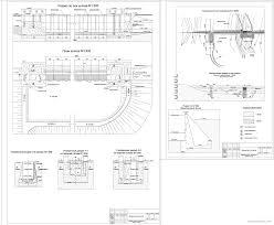 Строительные конструкции курсовые работы и дипломные проекты  Курсовой проект Капитальный ремонт шлюза