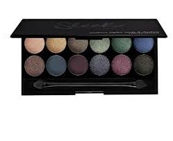 sleek i divine eyeshadow palette arabian nights 320 boxed 12 x 1 1g 96092620 ebay