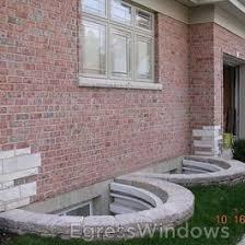Brick basement window wells Emergency Image Result For Decorative Brick Around Window Well Pinterest Image Result For Decorative Brick Around Window Well Gardening