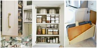 Kitchen Organizing Kitchen Cabinets Storage Tips For Cabinets
