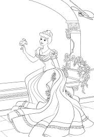134 best CINDERELLA images on Pinterest | Disney coloring pages ...