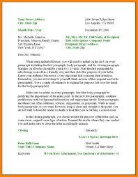 10 Correct Letter Format Addressing Letter