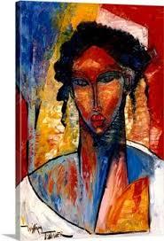 a nubian lady ii big canvascanvas wall artcanvas wallswall art printscanvas printsartwork for saleafrican american  on african american wall art prints with 51 best african american art images on pinterest