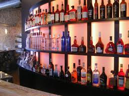 cool bar lighting. commercial led bar lighting providing a cool and hip look to your business establishment