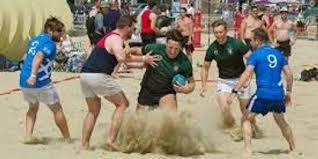 weymouth beach rugby festival