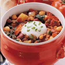 vegetable lentil stew recipe taste of home