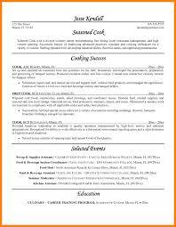 Food Prep Resume Prep Cook Resume Food Preparer Job Description Sample Server Cover 14