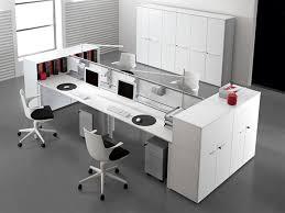 office desks contemporary. White Contemporary Office Furniture Ideas Desks