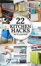 Kitchen Organization Kitchen Organization Hacks