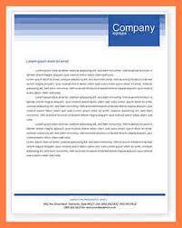 letterhead in word format 7 letterhead template word company letterhead