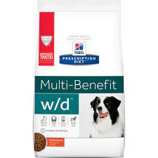 Hill's Prescription Diet w/d Canine - dry